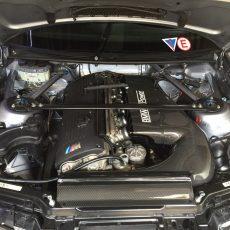 Boites à air carbone BMW Goeke Motorsport